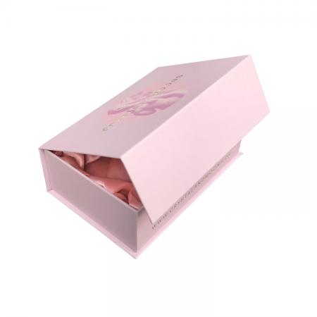 luxury paper packaging gift box supplier