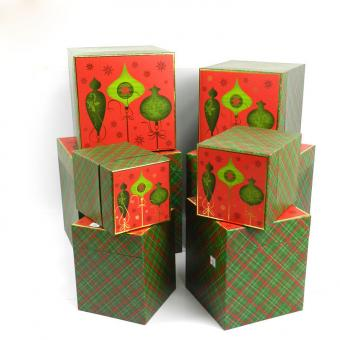 Decorative Cardboard Storage Paper Gift Box