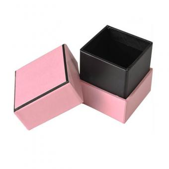 Decorated Cardboard Candle Gift Boxes With Lid supplier