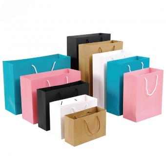 custom wedding small birthday party gift paper bag