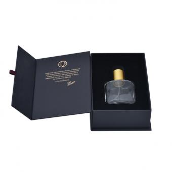 Printing custom design paper empty bottle luxury packaging perfume box