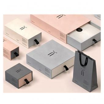 Hot Selling Custom Jewelry Pendant Bracelet Drawer Gift Packaging Box
