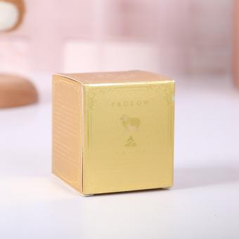 China Manufacturer OEM gold Gift paper Box Print with Window