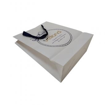 Wholesale Printed retail paper bags with logos