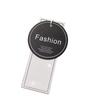 Cheap Custom hangtags for clothing own logo