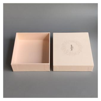 Cardboard Paper Jewelry Gift Box wholesale